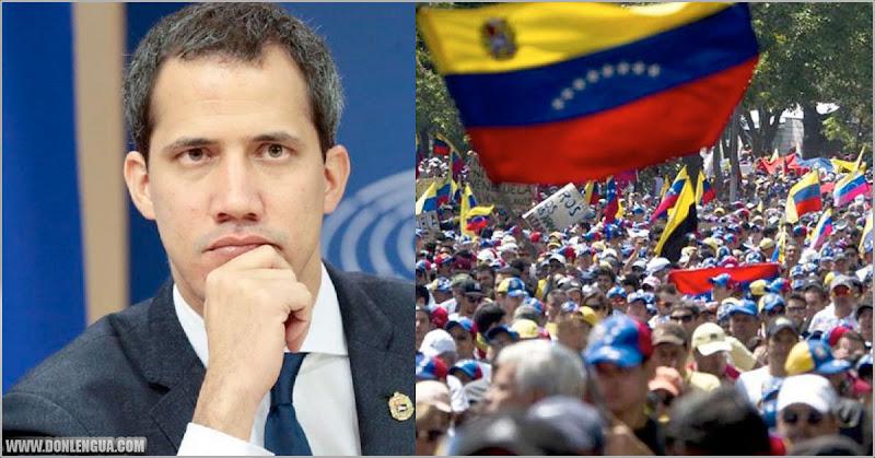 Opositores de base enfurecidos porque Juan Guaidó no ha tomado ninguna acción contra el régimen