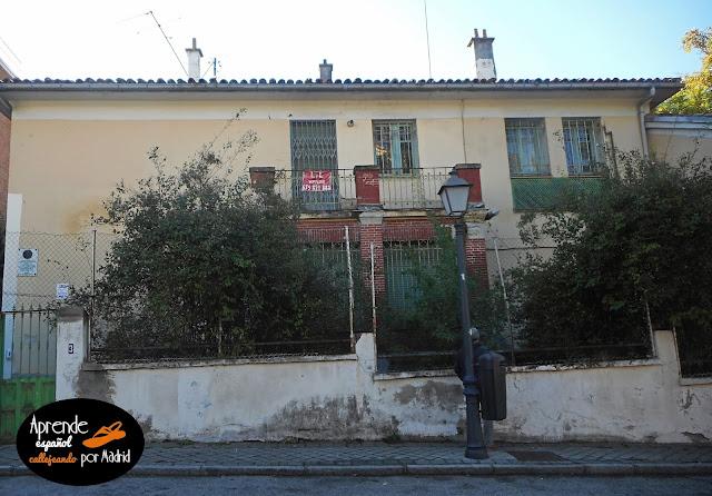 Aprende español callejeando por Madrid: La casa de la poesía