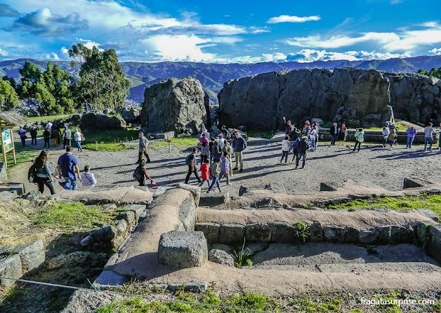Cusco, Peru - Sítio Arqueológico de Q'enqo