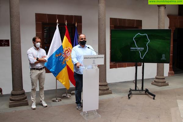 Transición Ecológica  y Cabildo ultiman el abastecimiento de agua de riego de urgencia con desaladoras portátiles