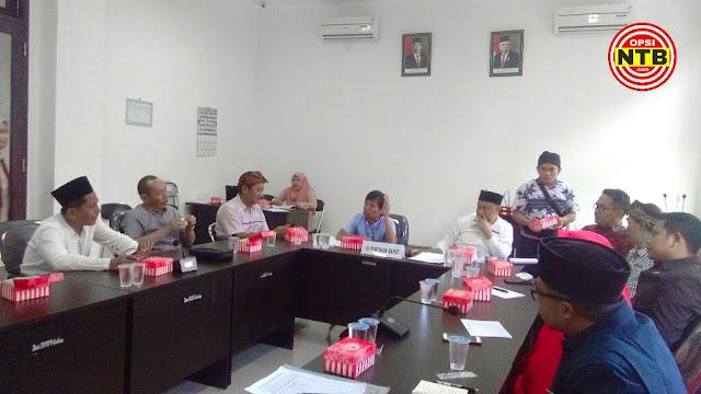FKSDI Tuntut Keadilan, Wakil Ketua DPRD Lotim :  Sekolah Swasta Dianaktirikan