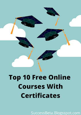 Top 10 Free Online Courses With Certificates
