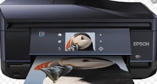 Epson Expression Premium XP-810-Epson-Drucker die neueste Mini-Größe in höchster Qualität. Epson Expression Premium XP-810 ist ein Drucker,