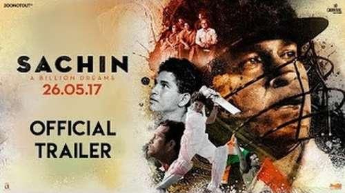Sachin A Billion Dreams 2017 Hindi HD Official Trailer 720p