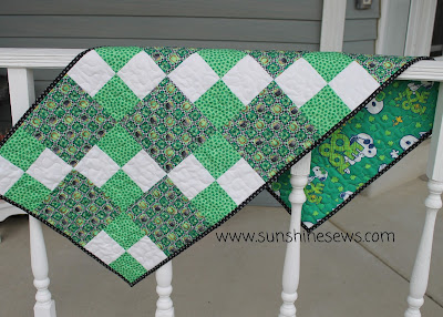 Irish Table Runner