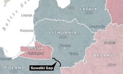 NATO Military Presence Near CSTO's Borders
