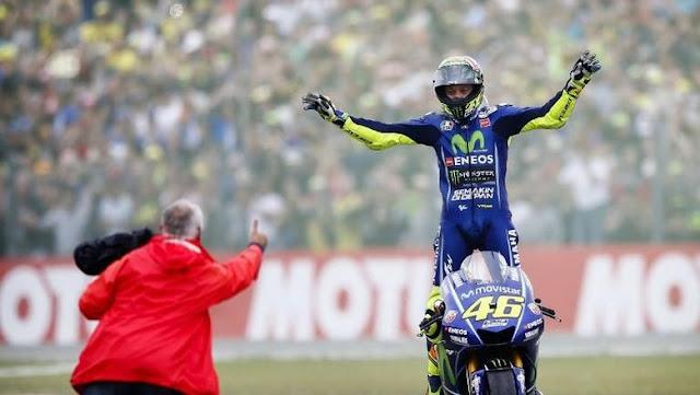 Perasaan Campur Aduk Rossi Menjelang MotoGP Belanda