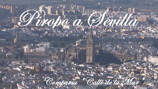 "Pasodoble con Letra ""Calle De Sevilla"". Comparsa ""Calle De La Mar"" ( 2003 )"