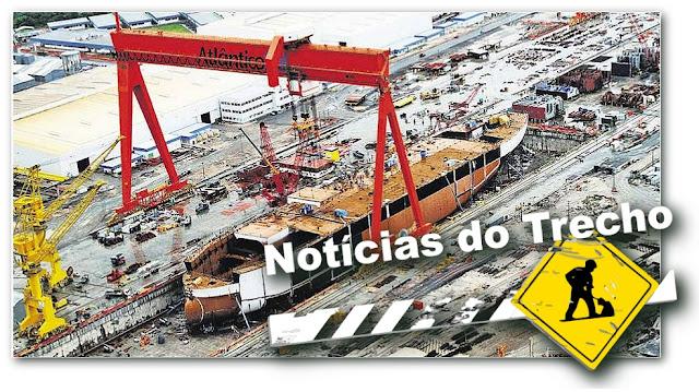 Resultado de imagem para construção das corvetas classe Tamandaré