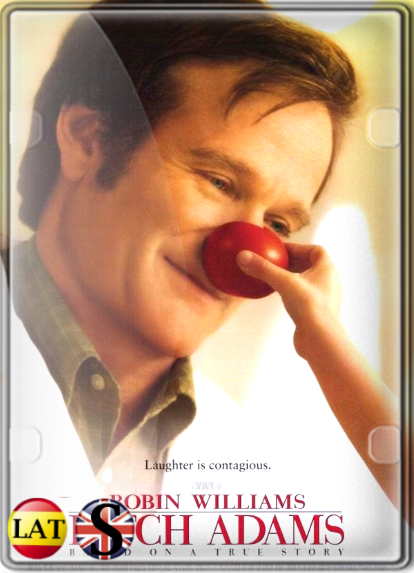 Patch Adams (1998) FULL HD 1080P LATINO/INGLES