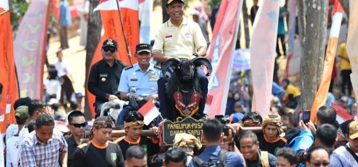 Harapan Menpora Aero Sport Indonesia Bisa Berprestasi Hingga ke Tingkat Dunia