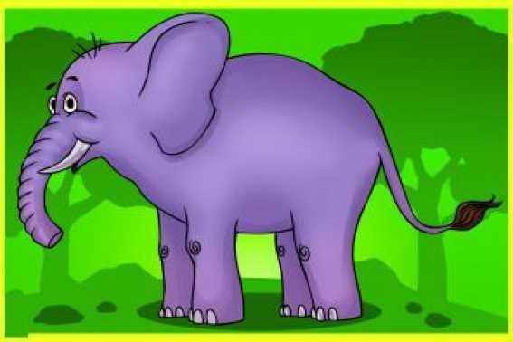 Dongeng Binatang Juno Si Gajah