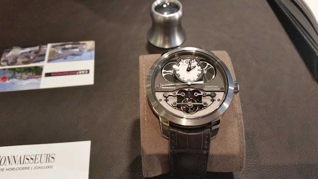 Talking about the secrets of a watch of Girard-Perregaux!