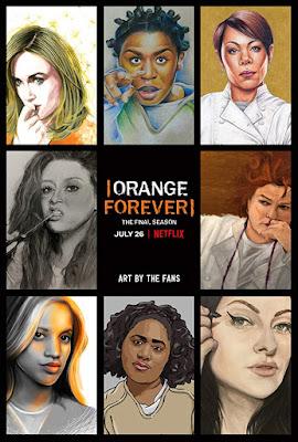 Orange Is the New Black (TV Series) S07 Custom HD Dual Latino 5.1 4DVD
