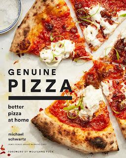 review of Michael Schwartz's Genuine Pizza