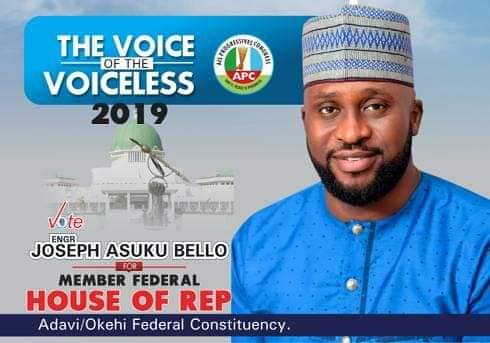 Why Engr. Joseph Bello Is Best For Adavi-Okehi Federal Constituency