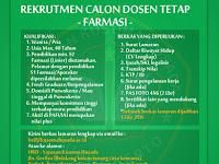 Rekrutmen Calon Dosen Tetap Perguruan Tinggi Kesehatan Akademi Kusuma Husada Purwokerto