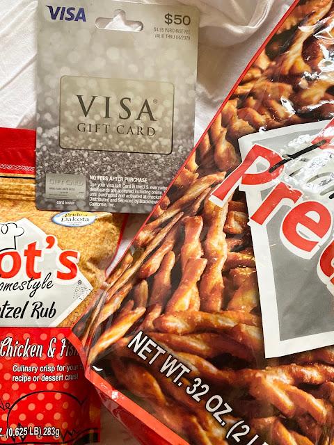 Dots Pretzels + $50 VISA Gift Card Giveaway #12daysofholidaygiveaways