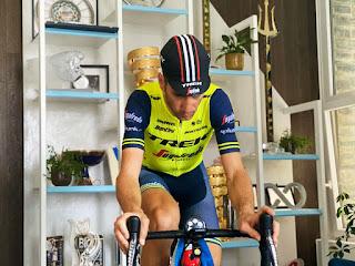 Anche Vincenzo Nibali (Trek - Segafredo) prenderà parte al The Challenge of Stars