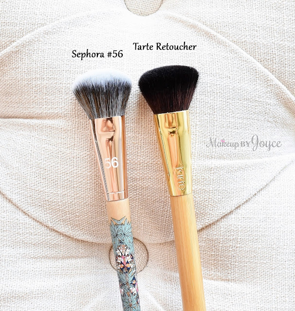 Sephora Mara Hoffman Kaleidoscape Pro Flawless Airbrush 56 Brush Review