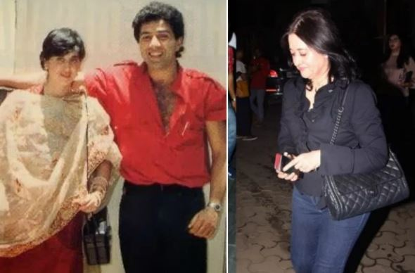 sunny deol-puja deol