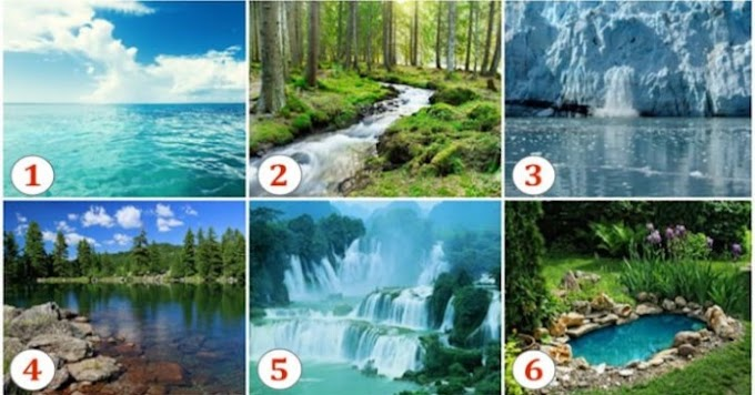 Тест: виберіть те місце, де б зараз хотіли опинитися, і дізнайтеся про себе багато цікавого