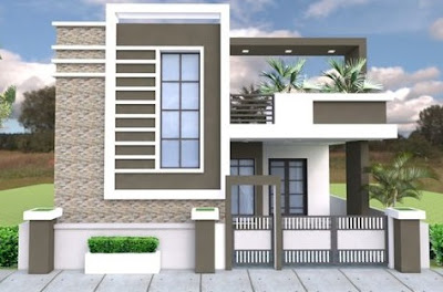 exterior wall design modern house front facade design ideas 2019