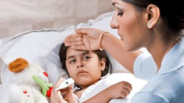 बुखार को दूर करने का घरेलू उपाय