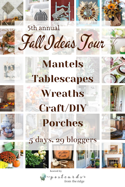 Fifth Annual Fall Ideas Tour 2019