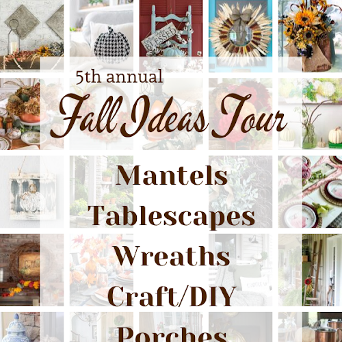 The 5th Annual Fall Ideas Tour 2019 begins today!