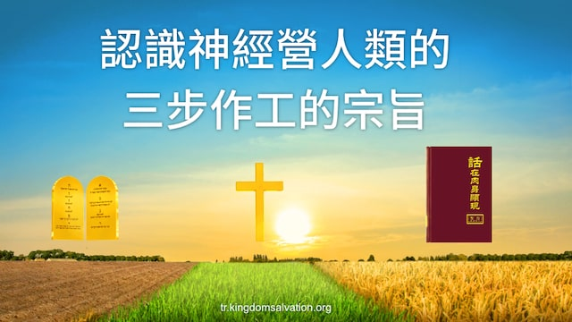 恩典, 救贖, 拯救, 認識神, 福音, 天國福音