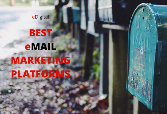BEST EMAIL MARKETING SOFTWARE PLATFORMS - THE LIST