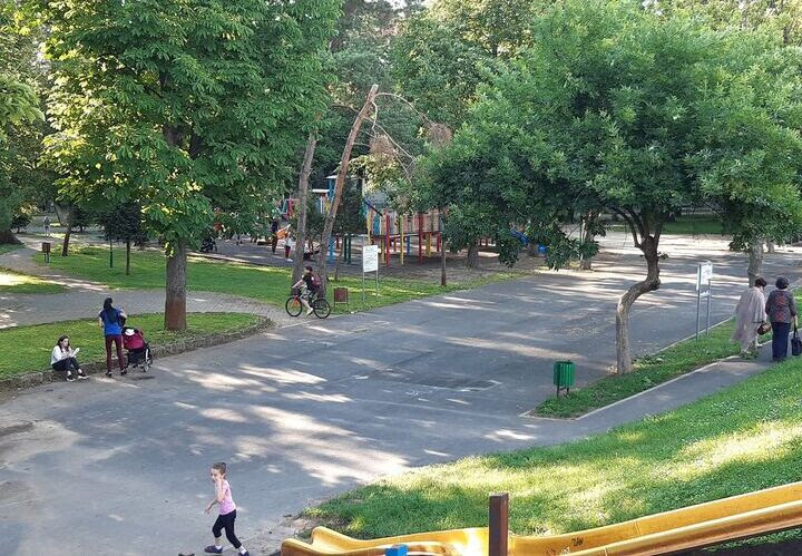 Parcul Copiilor Zsolt Torok