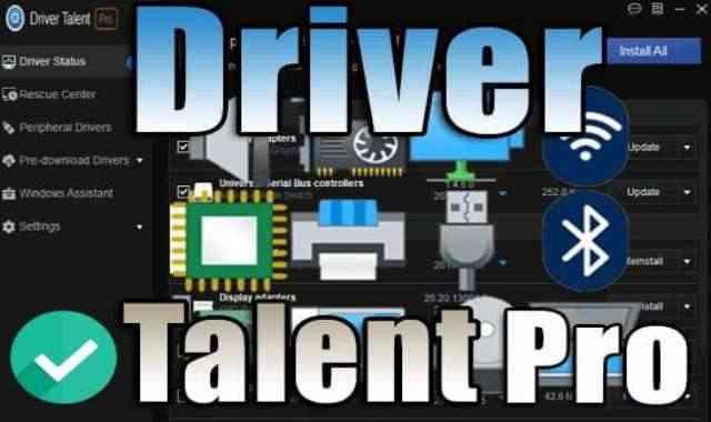 تحميل برنامج Driver Talent Pro Portable اخر اصدار نسخة محمولة مفعلة