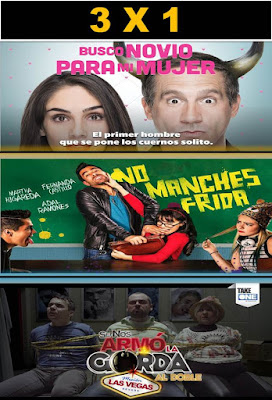 Combo Pack Vol 176 Custom HDRip NTSC Latino