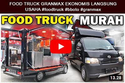 Bisnis food truck - Usaha kuliner yang menarik saat ini | Bagian 2