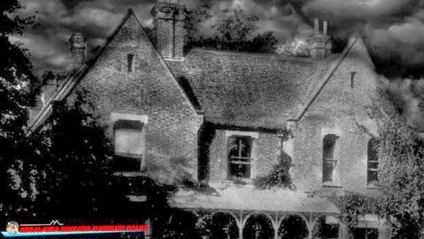 Rumah Borley Rectory yang Berhantu di Inggris