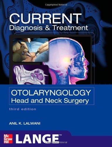 Tai mũi họng, ngoại khoa, sách Y học, Chẩn đoán và điều trị, Lange, Medipharm