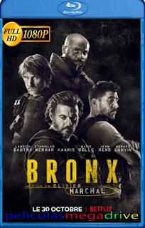 Bronx (Rogue City) (2020) 1080p WEB-DL Latino [Google Drive] rijoHD