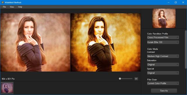 Screenshot WidsMob FilmPack 2.5.22 Full Version
