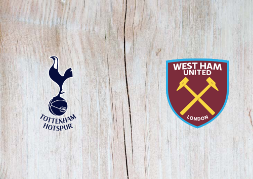 Tottenham Hotspur vs West Ham United Full Match & Highlights 23 June 2020