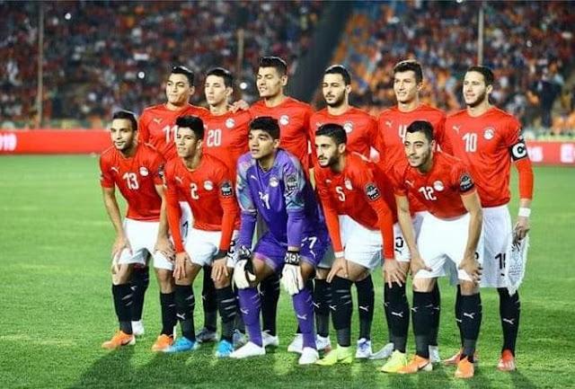 مواعيد مباريات منتخب مصر في أولمبياد طوكيو