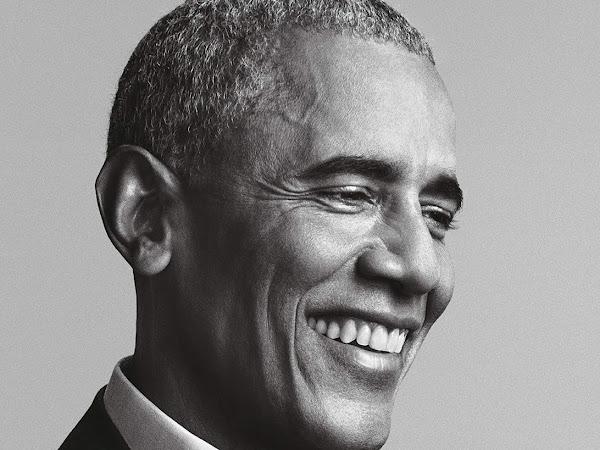 Uma Terra Prometida, livro de memórias de Barack Obama, é publicado pela Companhia das Letras