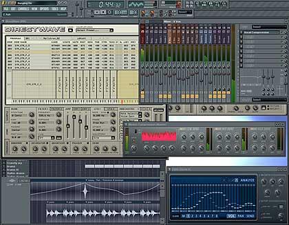 De hitam putih: download fl studio 6. 0. 8 fullpatch.