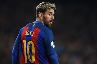 Messi Terancam Kehilangan Top Skor Liga Champions