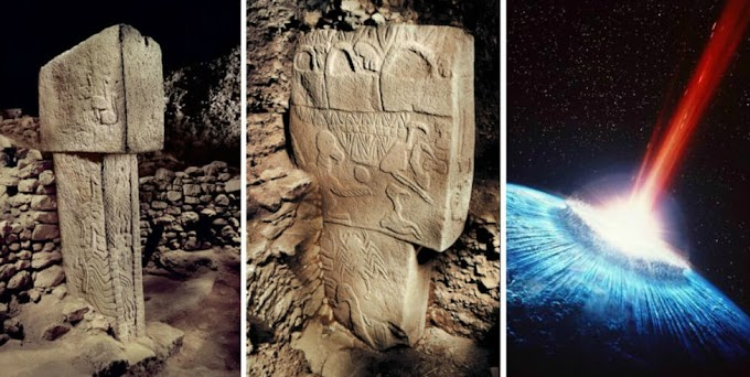 Symbols at Gobekli Tepe Reveal A Comet Bombarded Earth Around 13,000 Years Ago