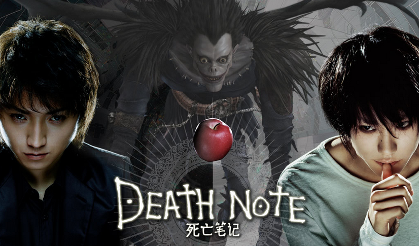 Download Death Note 1 The First Name2006 Live Action Sub Indo