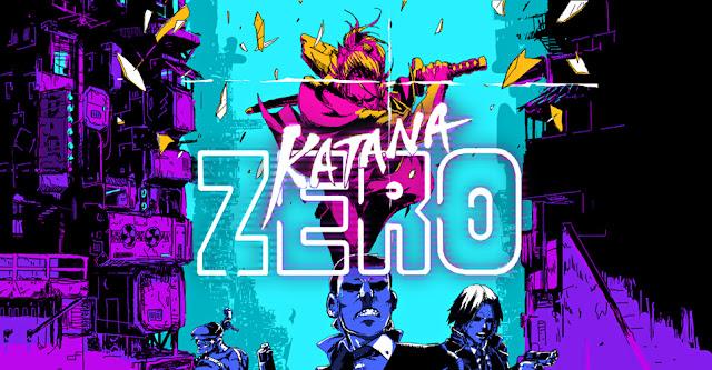 Katana Zero (Switch): DLC gratuito será 3 vezes maior do que era planejado