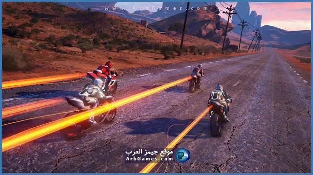 تحميل لعبة Moto Racer 4 للكمبيوتر برابط مباشر ميديا فاير