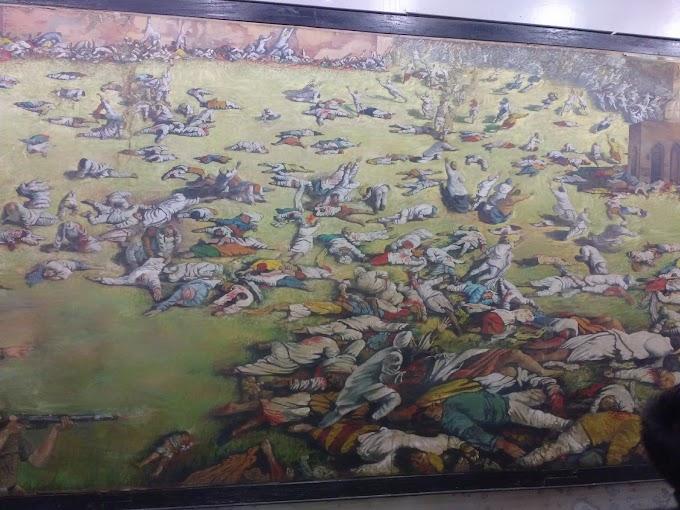 Black Chapter of Indian History - Jallianwala Bagh Massacre - My Edu Waves